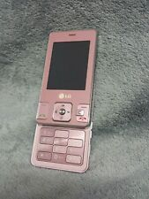 LG KC550 Handy Gehäuse pink #1 BC rar phone case cover housing pink