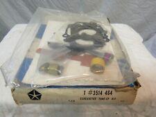 NOS MOPAR  Carburetor OVERHAUL REBUILD Kit #3514464