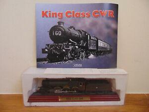 ATLAS EDITIONS 3 904 006 King Class GWR. Model & Original Pamphlet.