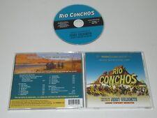 Rio Conchos/ Soundtrack/ Jerry Goldsmith ( MAF 7126) Cd Álbum