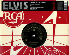 "Elvis Presley UK 10"" 15/18 Crying In The Chapel 3 Trax 07816 UNPLAYED EX/EX"