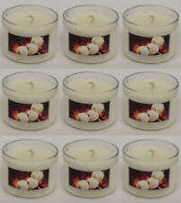 9 Bath & Body Works Slatkin & Co MARSHMALLOW FIRESIDE 1.3 oz Mini Scent Candle