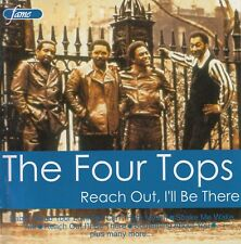 THE FOUR TOPS Reach Out, I'll Be There CD