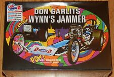 Amt Don Garlits Wynn's Jammer Model Kit 1163