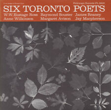 Various Artists - Six Toronto Poets / Various [New CD]