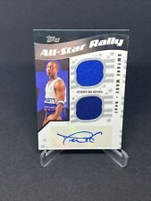 New Listing2006 07 Topps All Star Rally Dwyane Wade Dual Jersey Auto 1625 Miami Heat Ssp