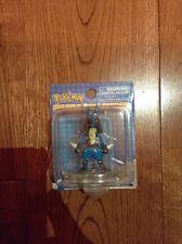 Pokemon Center USA Figure Collection Lucario Nintendo Rare Gamefreak Tomy