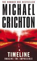 Timeline,Michael Crichton- 9780099244721