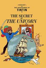 TINTIN - THE SECRET OF THE UNICORN - BRAND NEW BOOK