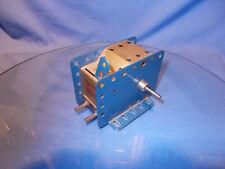 Alter Elektro-Motor für Meccano-Metallbaukasten 0.125 A, 60er Jahre für Bastler