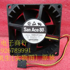 1 PCS SANYO Fan 9G0812P1G13 DC 12V 1.1A 4 Pin 80X80X38mm