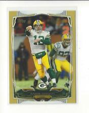 2014 Topps Gold #172 Aaron Rodgers Packers /2014