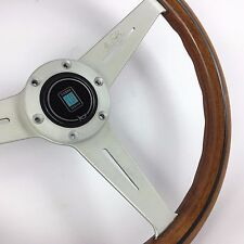 Genuine OEM Audi Nardi wood rim steering wheel. S2 Coupe Avant Quattro 80 90 TT