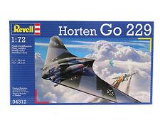 Revell 04312 Horten Go 229 im Maßstab 1:72 Bausatz Modellflugzeug Level 4