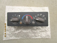 01-05 PONTIAC GRAND AM GT SE A/C HEATER CLIMATE TEMPERATURE CONTROL OEM NEW