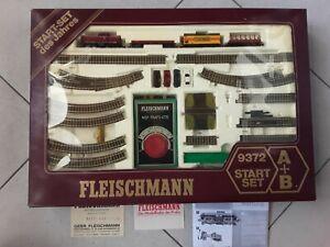 Fleischmann Piccolo Startset 9372 A +B