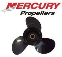 "Mercury Mariner Black Max Outboard Propeller 25 / 30HP (10"" x 8"")"