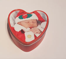 Scented Photo Candle Heart Shaped, valentines day gift