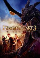 Dragonheart 3: The Sorcerers Curse (DVD, 2015)