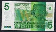 Nederland 5 Gulden 1973 Vondel UNC