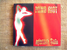 Mind Riot ‎– Inferno GoGo - CD FUNK METAL