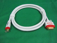 Honeywell 7202NS01 DVI-D to HDMI 24+1 Dual Link HDTV True Full HD Cable, 6 Ft.