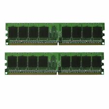 4GB KIT 2X 2GB DDR2 PC2-5300 667Mhz Dell Dimension E520 Memory RAM