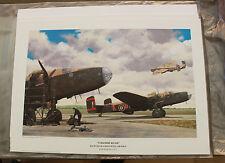 Keith Woodcock - Yorkshire Relish - Halifax Bomber