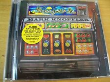 MARK KNOPFLER (DIRE STRAITS) SHANGRI-LA CD+DVD  MINT-
