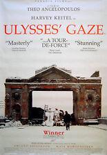 ULYSSES' GAZE 1995 Harvey Keitel, Theo Angelopoulos LARGE UK POSTER