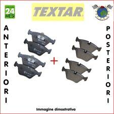 Kit Pastiglie freno Ant e Post Textar FORD GRAND C-MAX FOCUS VOLVO V50 V40 S40
