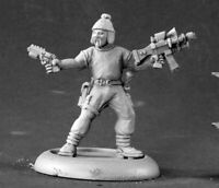 Reaper Miniatures - 50110 - Turk, Space Salvager - Chronoscope