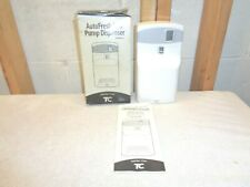 TC AutoFresh LCD Pump Dispenser~Air Freshener~#401115