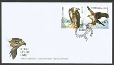 Cyprus Stamps SG 2019 Europa National Birds Official FDC