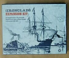 R2107 The Ironclads Expansion Kit by Yaquinto Publications