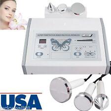 3M Ultrasound Ultrasonic Anti Age Facial Skin Salon anti-Wrinkles Beauty Machine