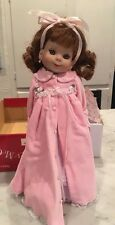 "ROBERT TONNER BETSY MCCALL COLLECTION DOLL 13""  Auburn Hair NIB NWT"