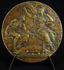 Médaille Exposition universelle Paris 1889 à Abel Buchet sc Louis Botté Medal