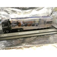 ** Herpa 299305  MB Actros LH 08 Box Trailer  BIC-Herpa Scale 1:87 H0 Scale