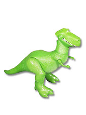 Mattel Disney Pixar Toy Story Rex Dinosaur Action Figure 2013 Moving Legs Mouth