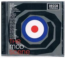 The 60's Mod Scene, 25 rare UK Beat Titel von 1962 bis 1968/CD-Neuware