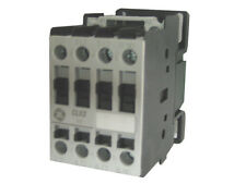 GE CL02A310TJ 3 pole 32 AMP contactor with a 120 volt AC coil and 1 NO contact