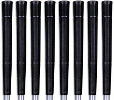 Tacki Mac Arthritic Black Golf Grips Jumbo Size (+1/8) - Set of 8 - NEW