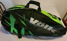 Volkl Tennis Bag Backpack Tour Neon/black green missing zipper