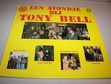 Een Avondje Bij Tony Bell  LP NM Omega 333.142 Comedy Belgium
