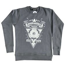 nö Dsquared2 Sweatshirt dunkelgrau II Größe S  Gr.M Gr L Gr XL XXL