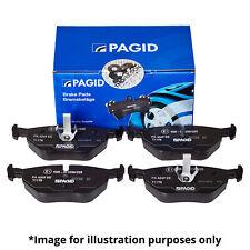 GENUINE PAGID REAR AXLE BRAKE PAD SET BRAKE KIT BRAKE PADS FOR VW PASSAT