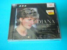 DIANA PRINCESS OF WALES 1961 1997 CD BBC RECORDING OF THE FUNERAL SERVICE SEALED
