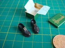 Reutter Porzellan Dolls House His & Hers Shoes / Shoe Box / Shoe Horn - VGC