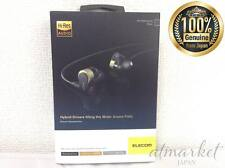 ELECOM EHP-R / HH1000A BK In-Ear Headphones Headset Switchable NEW